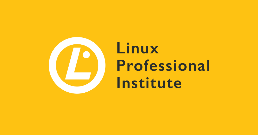 Linux Professional Institute And Bsd Certification Group Join