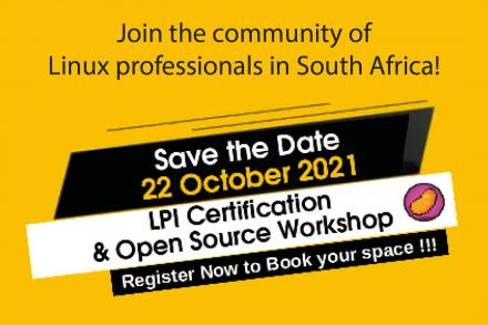 LPI South Africa Certification and Open Source Workshop
