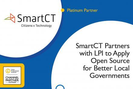 SmartCT Partners with LPI to Apply Open Source for Better Local Governments