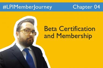 "Simone ""Simo"" Bertulli: Beta Certification and Membership"